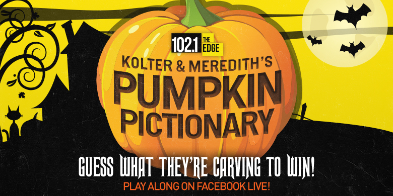 Kolter And Meredith's Pumpkin Pictionary!