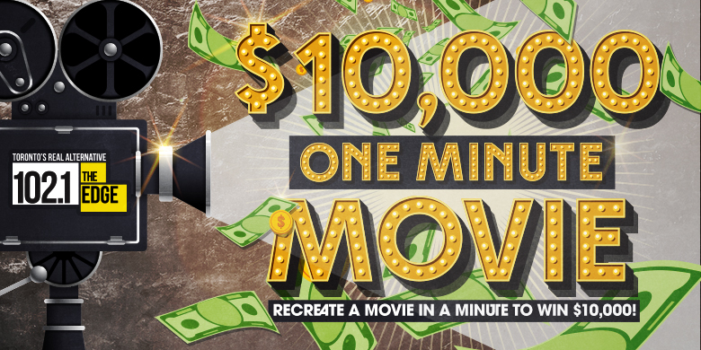 $10,000 One Minute Movie – Submissions