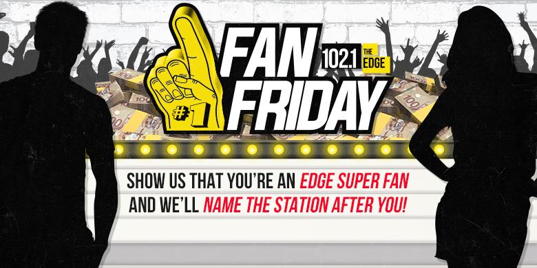 Edge Fan Friday