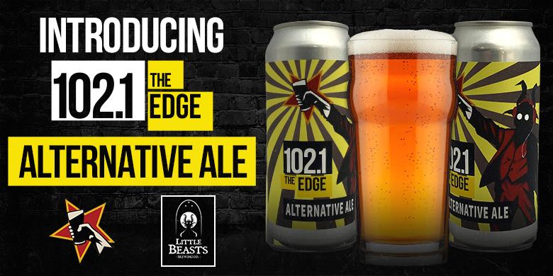 102.1 The Edge Alternative Ale