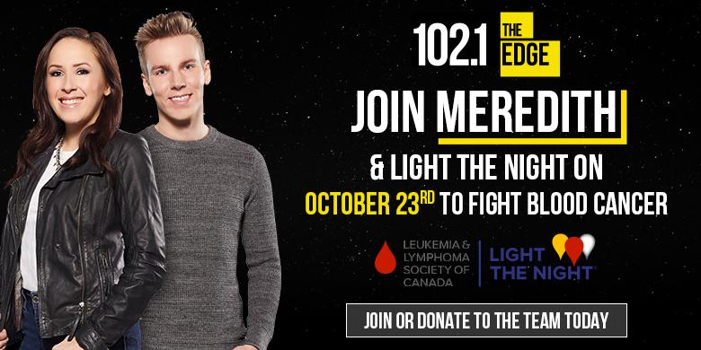 Kolter & Meredith Light The Night The Leukemia & Lymphoma Society of Canada